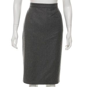 Moschino Cheap and Chic pencil skirt